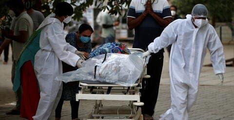 عشرين مليونا إجمالي إصابات كورونا في الهند