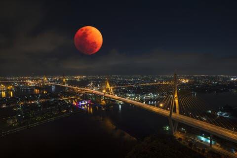 Super Blood Moon is Coming Next Week!
