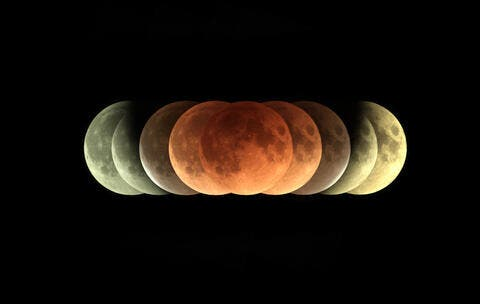Get Ready to See The Giant Supermoon!