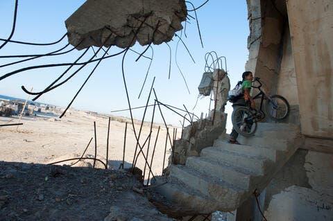 Gaza Children Suffered Most From Israeli Bombs - Al Bawaba Interviews UNICEF Chief