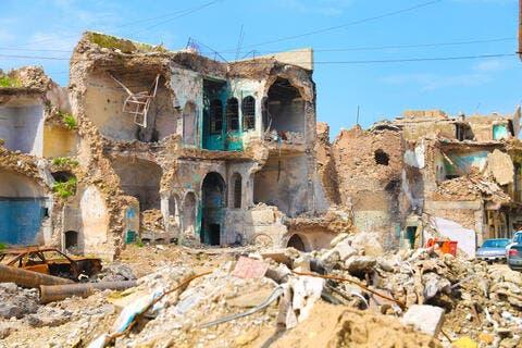 UNESCO Opens 'Plan Exhibit' On How to Restore Mosul Landmarks