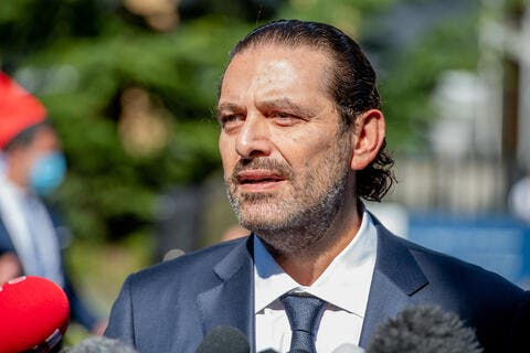 Saad Hariri Back in Beirut For Another Go!