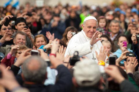 Pope Francis: Allows Non-Clergy Court to Try Cardinals, Bishops