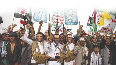 تدمير مسيرة مفخخة أطلقها الحوثيون صوب خميس مشيط