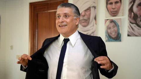 تونس... الإفراج عن المرشح الرئاسي السابق نبيل القروي