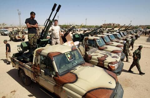 Egypt Calls for Foreign Mercenaries Exit From Libya