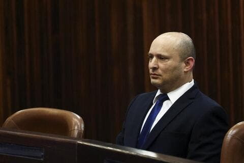 Bennett Becomes Israel's New Premier, Leads an 8-Party Coalition