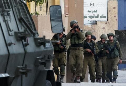 Israel Uses Civilians in a Public Relations Battle Against Hamas