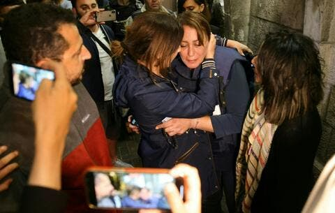Detained Al Jazeera Journalist Freed by The Israeli Police