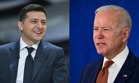 Biden Invites Ukraine President Zelensky to The White House