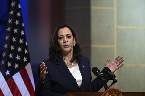 Kamala Harris Warns 'Illegal' Migrants Are Not Welcomed in The USA!