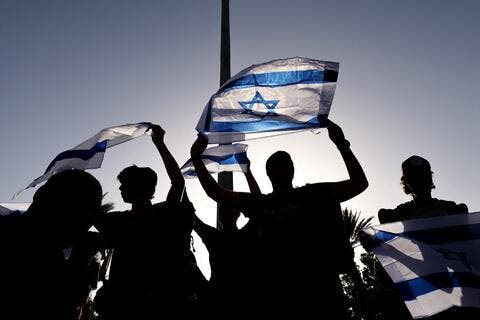 How Will Hamas Respond to The Israeli 'Flag March'?