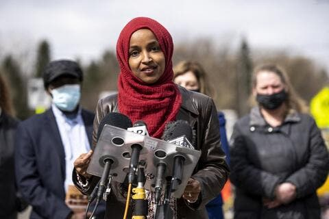 Ilhan Omar Slams The US, Israel 'Unthinkable Atrocities'