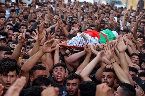 Palestinian Teen Shot in The Head Dies in Beita Town