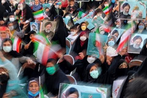 Iran Elects New Government on Friday