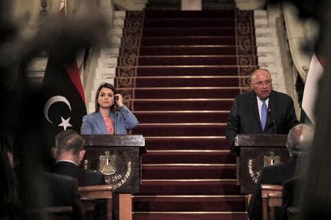 Egyptian President Reaffirms Support for Libya