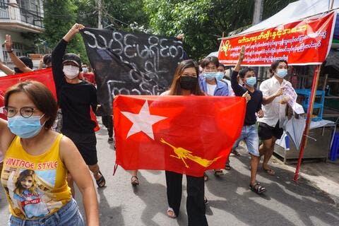 Myanmar Junta Battle Kills Dozens of Civilians