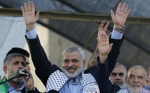 Hamas, Hezbollah Leaders Discuss 'Ultimate Victory' Against Israel