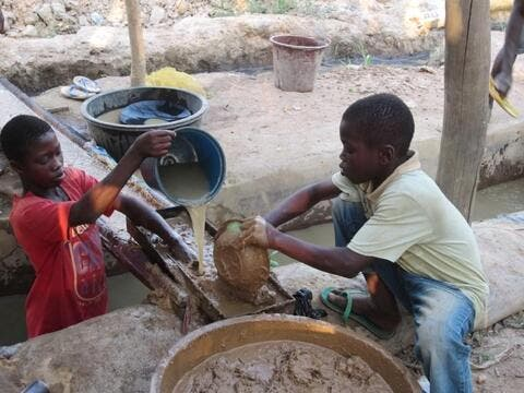 Covid-19 Pandemic Fueling Child Labor