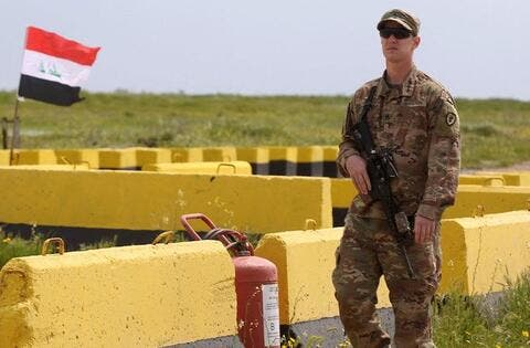 Base Hosting US Military Forces in Iraq Targeted by Drones