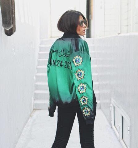 Saudi Brand Presents its 'Driving Jacket' at London's Victoria & Albert Museum