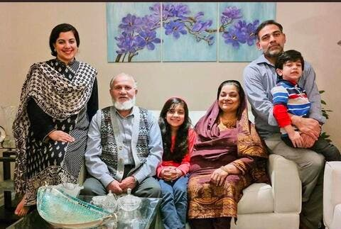 Four Members of a Muslim Family Killed in Canada