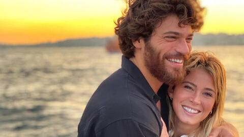 She's Approved! Can Yaman's Family Welcomes His Bride-to-Be Diletta Leotta in Turkey.. Pictures