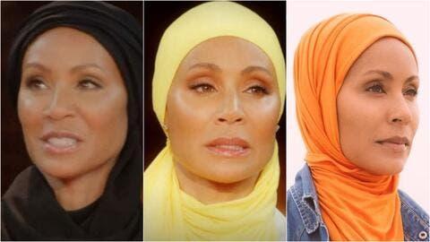Why Does Jada Pinkett Smith Wear Hijab.. Has She Converted to Islam?