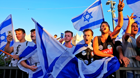 Israeli Warplanes Attack Gaza Strip