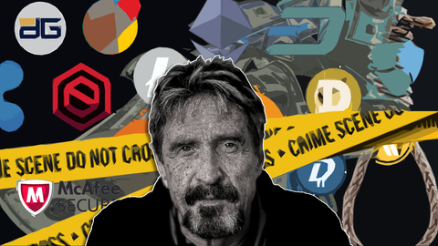 14 Shocking Facts You Didn't Know About John McAfee
