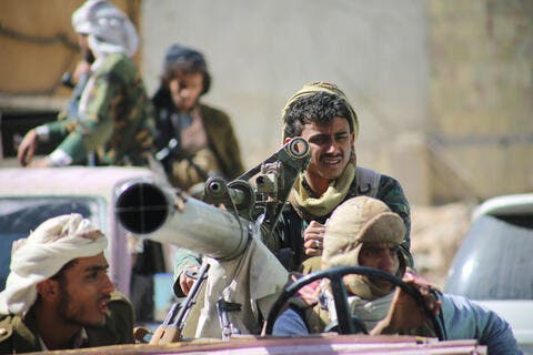 UN Calls on Houthi Rebels to End Their Offensive in Marib