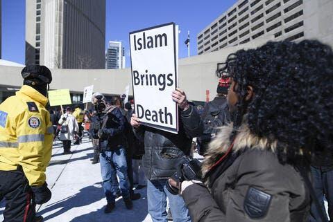 Canada Condemns Islamophobia