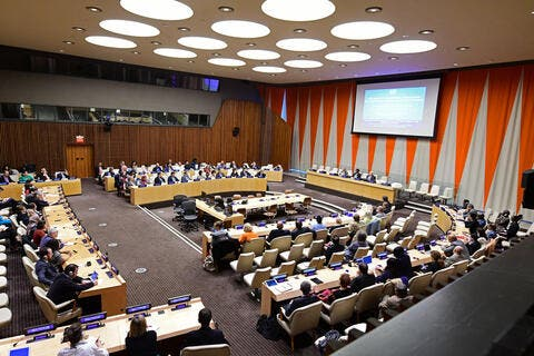 Israel Joins ECOSOC For The First Time