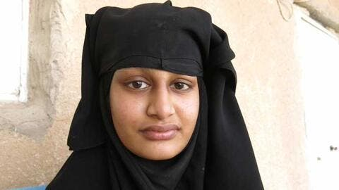 Jihadi Bride Shamima Begum in Skinny Jeans, Says 'I Was a Dumb Kid'