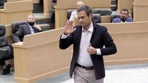 Jordan's Lower House Expels MP Osama Ajarmeh After Rioting, Police Clashes