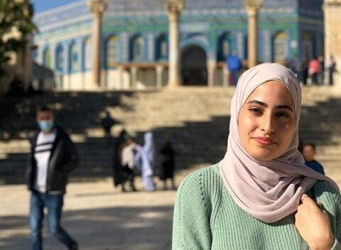 بعد اعتقالها.. من هي منى الكرد ابنة الشيخ جراح؟