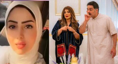 مها محمد تفتح النار على إلهام الفضالة.. وتتشمت بفارق العمر بينهما