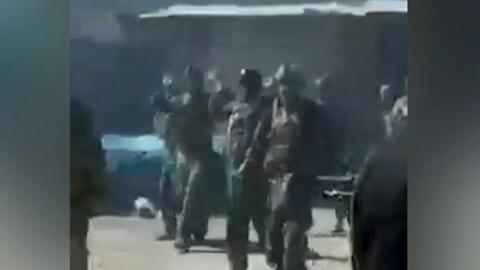 طالبان تقوم بإعدام 22 عنصرا من