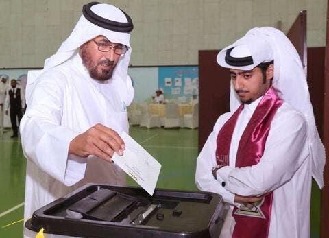 مرسوم قطري بتنظيم اول انتخابات برلمانية لاول مرة في تاريخ البلاد