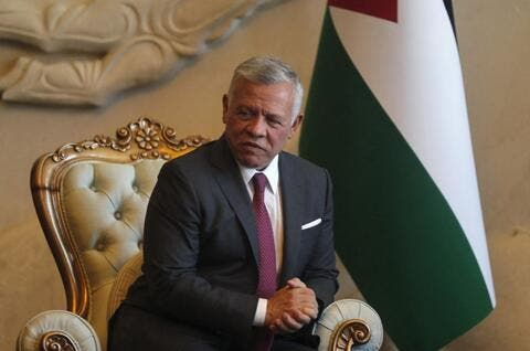 Jordan's King Abdullah Leaves For The US on a Three-Week Visit