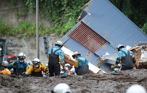 Germany Floods Kill 141; Dozens Are Missing
