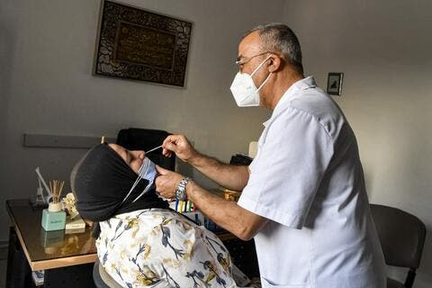 Tunisia's Healthcare Stretched to The Limits by 3rd Wave of Covid-19