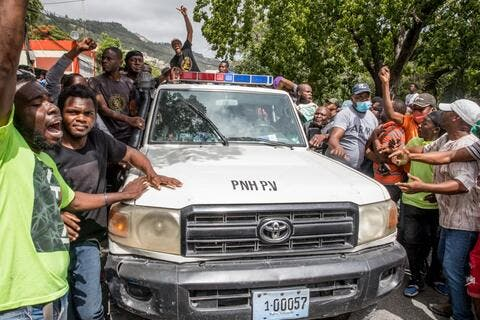 Haiti Police Arrest 15 plus Two Americans in The Murder of President Moise