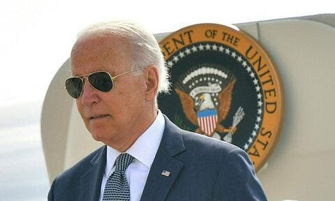 Biden Warns China to 'Rein' Her Ambitions in The South Sea