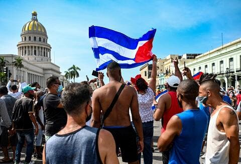 Cuba: One Killed, 219 Arrested in Mass Havana Protests
