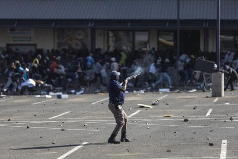 South Africa: Respect Rights While Policing Riots