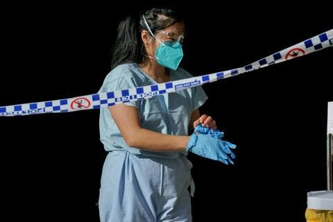 Australia Imposes Melbourne Lockdown Amid Rising Covid-19 Cases