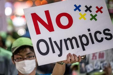 More Test Positive For COVID-19 at The Tokyo Olympics