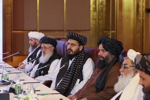 They Are Still Talking: Taliban-Afghan Govt Meet in Doha