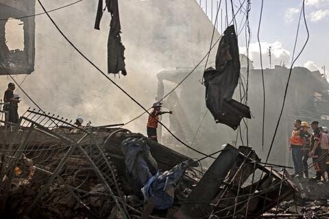 EX-UN Chief Leads Commission of Inquiry Into Israeli War in Gaza